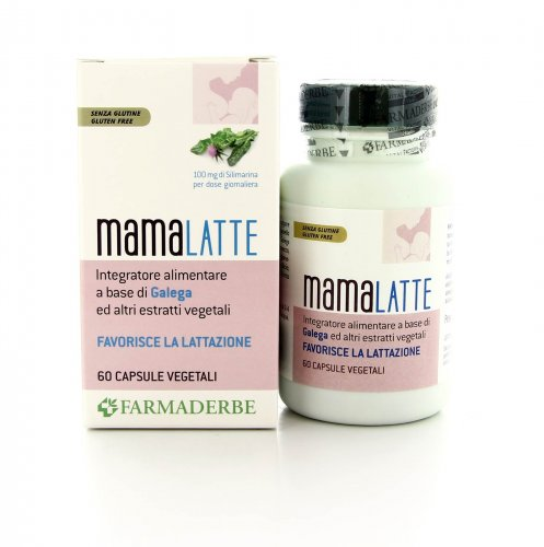 Mamalatte - 60 Capsule Vegetali