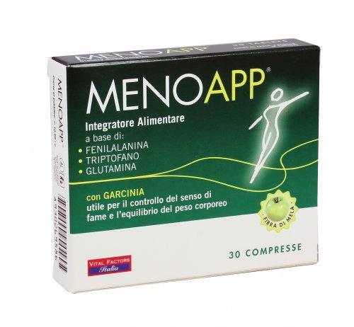 MenoApp - Senso di Fame