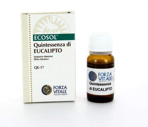 Quintessenza di Eucalipto - 10 ml.