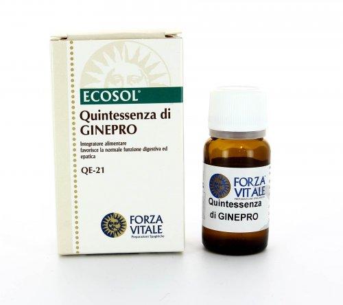 Quintessenza di Ginepro - 10 ml.