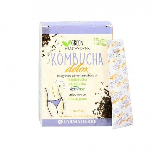 Kombucha Detox 10 Bustine 50G - 180139