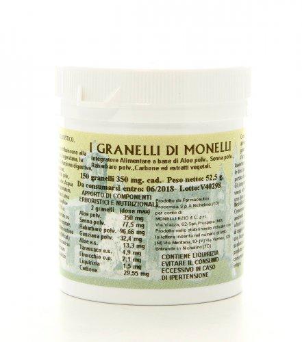 I Granelli di Monelli - Monelli Ezio