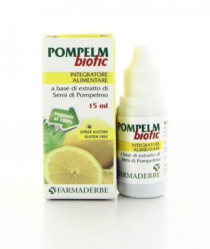 Integratore Pompelmbiotic Gocce Vegetale 100%