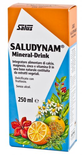 Integratore Naturale Saludynam Mineral Drink