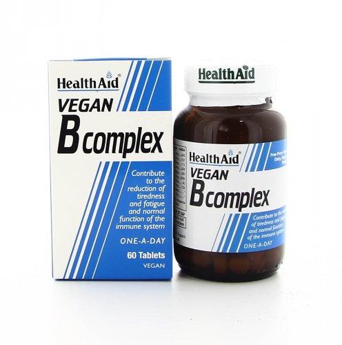 Vegan B Complex - Contrasta l'Affaticamento Psichico e Fisico