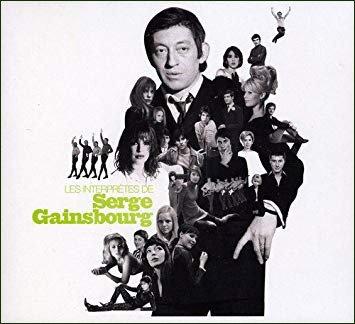 Les Interpretes de Serge Gainsbourg