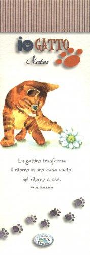Blocco Note Piccolo - Io Gatto