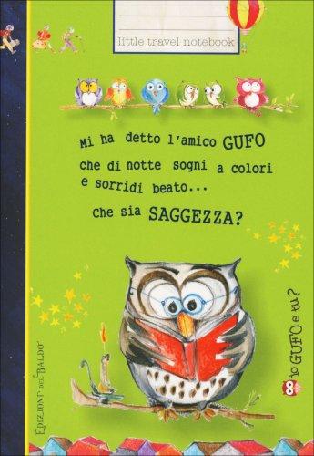 Io Gufo e Tu? - Little Travel Notebook