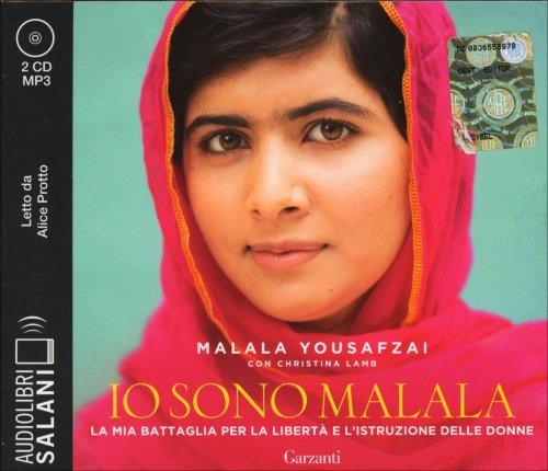 Audiolibro - Io Sono Malala Letto da Alice Protto