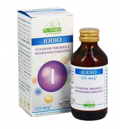 Iodio - Integratore Liquido