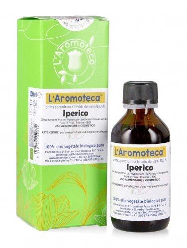 Iperico - Oleolito Vegetale