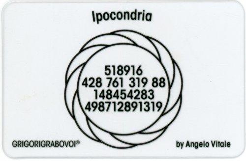 Tessera Radionica 94 - Ipocondria