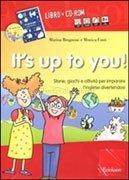 It's Up to You!  - Cofanetto con Libro e CD-ROM