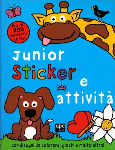 Junior Sticker e Attività