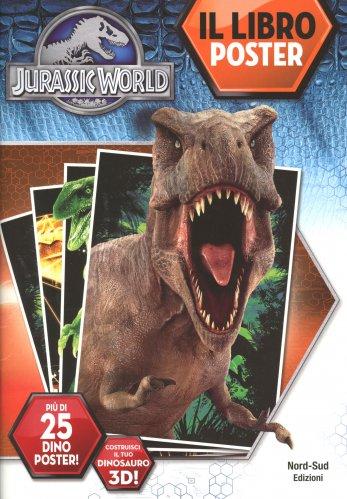Jurassic World - Il Libro Poster