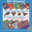 Kit Origami - 10 Fantasie Giapponesi