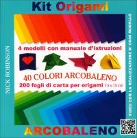 Kit Origami - Arcobaleno