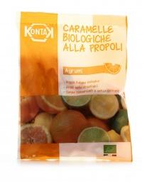 Caramelle Biologiche alla Propoli - Agrumi