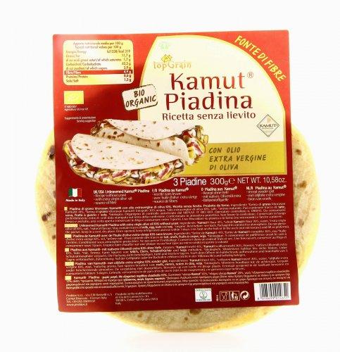 Piadina KAMUT® - grano khorasan