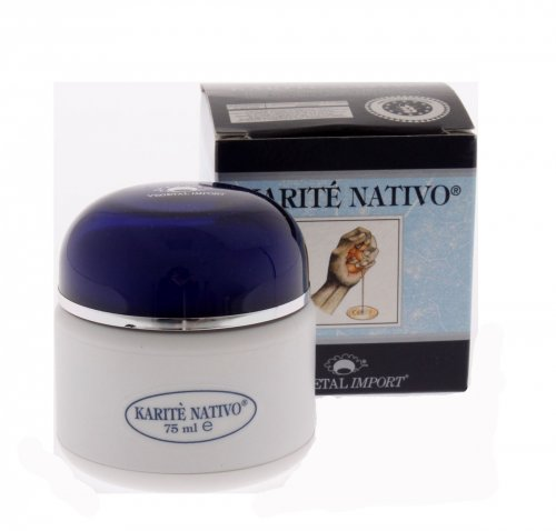 Karitè Nativo - Crema al Burro di Karitè