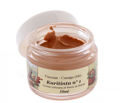 Crema Colorata Karitinta n.1 - Colore Noce moscata