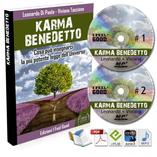 Karma Benedetto (Audio-Ebook)