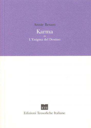 Karma o l'enigma del destino