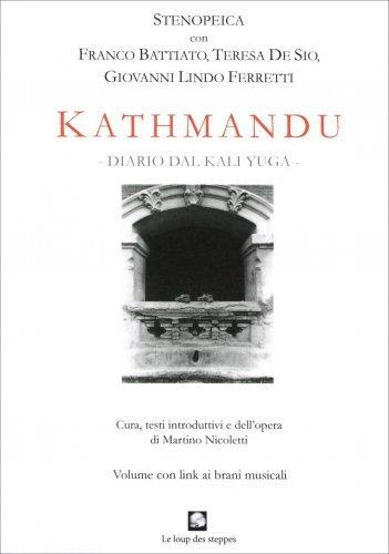 Kathmandu - Diario dal Kali Yuga - Con CD Allegato