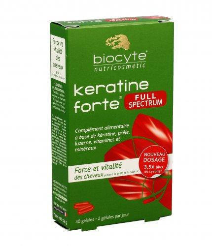 Keratine Forte - Benessere dei Capelli