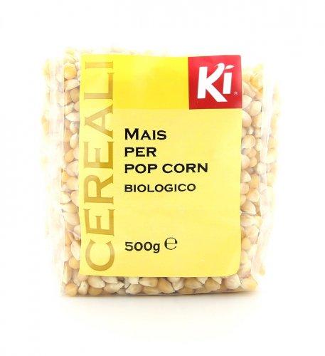 Mais per Pop Corn Biologico