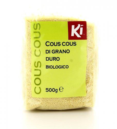 Couscous di Grano Duro Biologico
