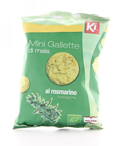 Mini Gallette di Mais al Rosmarino