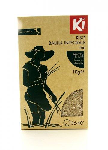 Riso Balilla Integrale Bio
