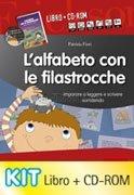 L'Alfabeto con le Filastrocche - Cofanetto con Libro e CD Rom