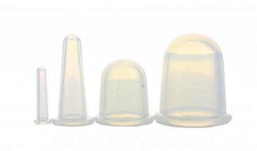 Kit Coppette in Silicone per Corpo e Viso