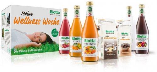 Kit della Settimana Wellness Bio