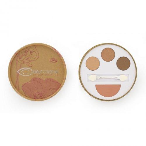 Kit Palette Ombretti + Fard - Flash Makeup Embruns N°36