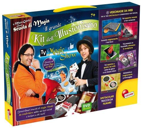 Scuola di Magia - Il Grande Kit dell'Illusionismo