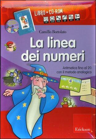 La Linea dei Numeri - Cofanetto con Libro e CD Rom