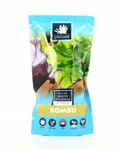 Alga Kombu in Foglie