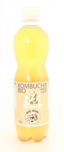 Kombucha Bio - Zenzero