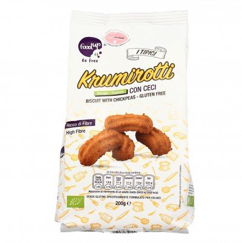 Krumirotti con Ceci - Senza Glutine