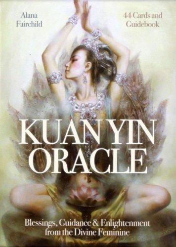 Kuan Yin Oracle - Cofanetto con Libro e Carte
