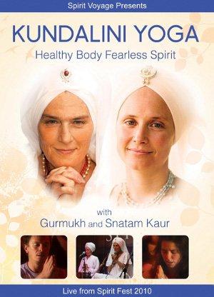 Kundalini Yoga - Healthy Body Fearless Spirit - DVD