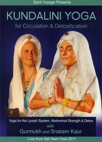 Kundalini Yoga - For Circulation & Detoxification