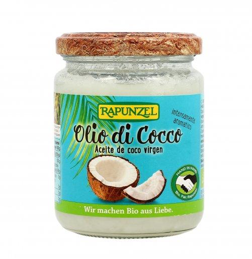 olio di cocco kokosol nativ