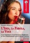 L'Idea, la Parola, la Voce (eBook)
