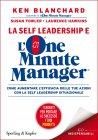 La Self Leadership e l'One Minute Manager (eBook)
