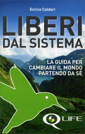 LIBERI DAL SISTEMA - Q LIFE La guida per cambiare il mondo partendo da sé di Enrico Caldari