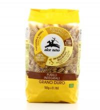 FUSILLI INTEGRALI BIO 100% grano duro Italiano.